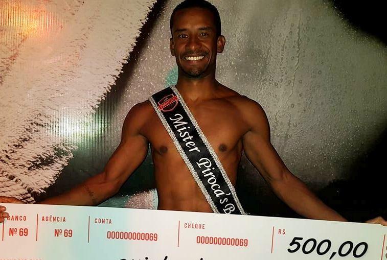 Conheça o vencedor do concurso Mister Pirocas Bar de Belo Horizonte