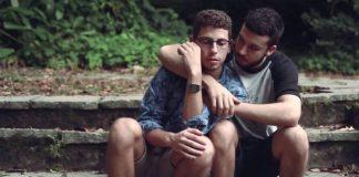 """Cena do curta """"Nosso Amor Existe"""""""