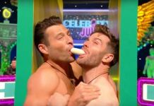 Mark Wright e Joel Dommett estrelam Totally Bananas Extreme da Celebrity Juice
