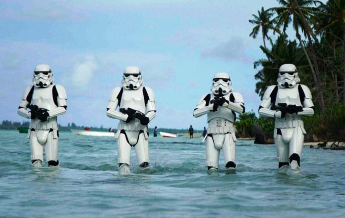 O 4 de maio é considerado o 'Star Wars Day' por causa da popularidade de um trocadilho com o modo de chamar esse dia em inglês: 'May the fourth be with you'