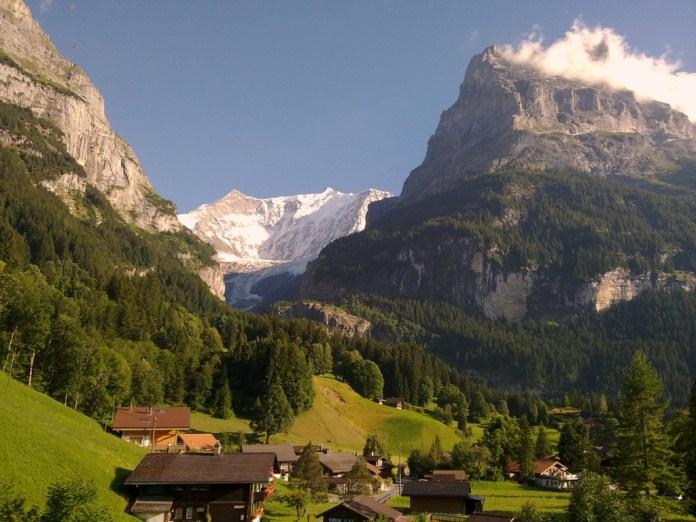 Alderaan, mas pode chamar de Suíça