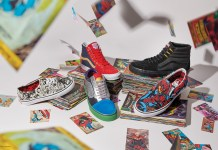 "vans Colaboração Celebra Os Super-Heróis Mais ""Off The Wall"" Do Universo Marvel"