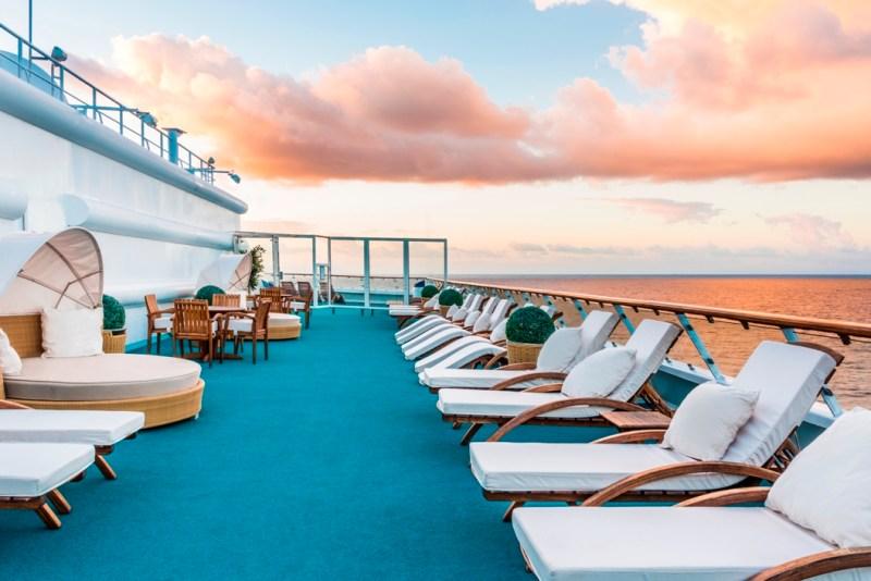 Axel Open Sea Cruise Foto: divulgação