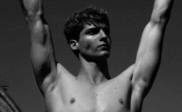 The editorial of model Angelo Giacomini by Domhnall for exclusively Brazilian Male Model Magazine. http://www.brazilianmalemodel.com/ The model is from São Paulo, is 20 years old. Represented by Mega Model (Brazil)