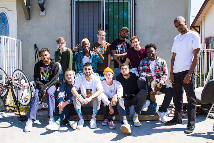 Brockhampton, a mais nova boy band dos EUA é gay e #1 na Billboard