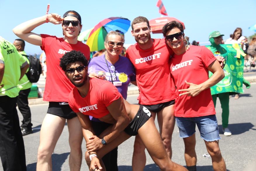 FOTOS: 23ª Parada do Orgulho LGBTI Rio de Janeiro - 2018 | by SCRUFF