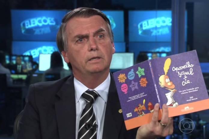 kit gay bolsonaro