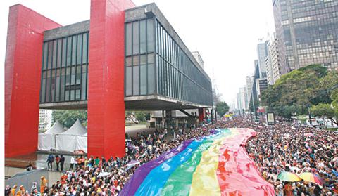 Saiu a condenação dos homofóbicos que agrediram rapaz com lâmpada na Av Paulista em 2010