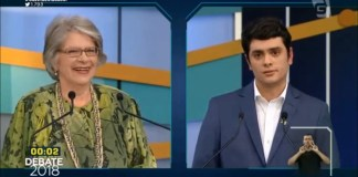 professora lisete tv gazeta debate deboche