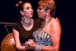 show do gongoMarisa Orth e Silvetty Montilla. Foto: MixBrasil