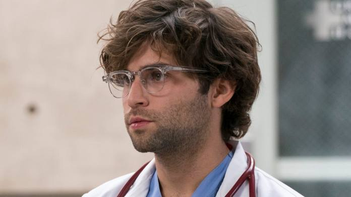 grey's anatomy beijo gay médico série seriado