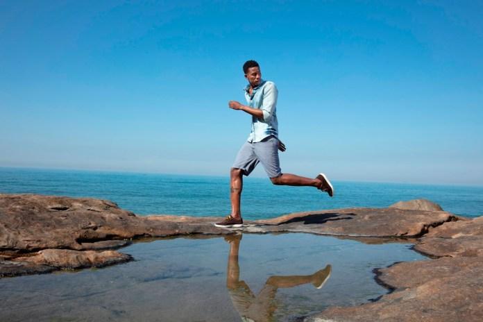 Timberland apresenta para o alto verão, sua viagem a um deserto praiano