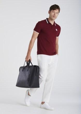 Calvin Klein polo de R$219 por R$197