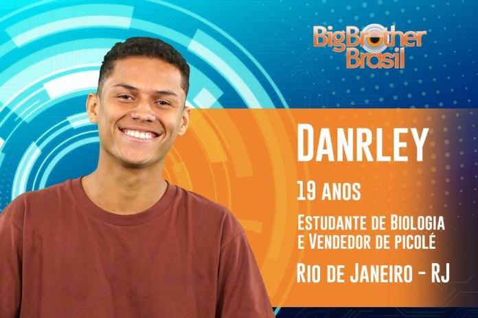 Danrley é o participante do BBB19 — Foto: TV Globo