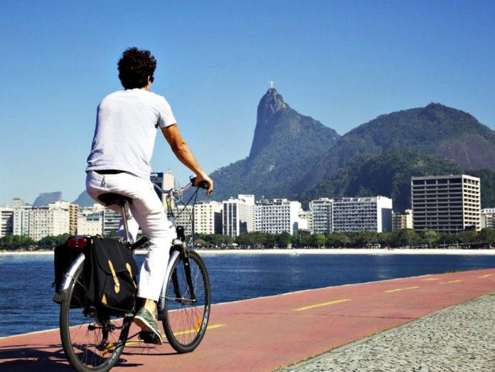 bike rio de janeiro pedalando