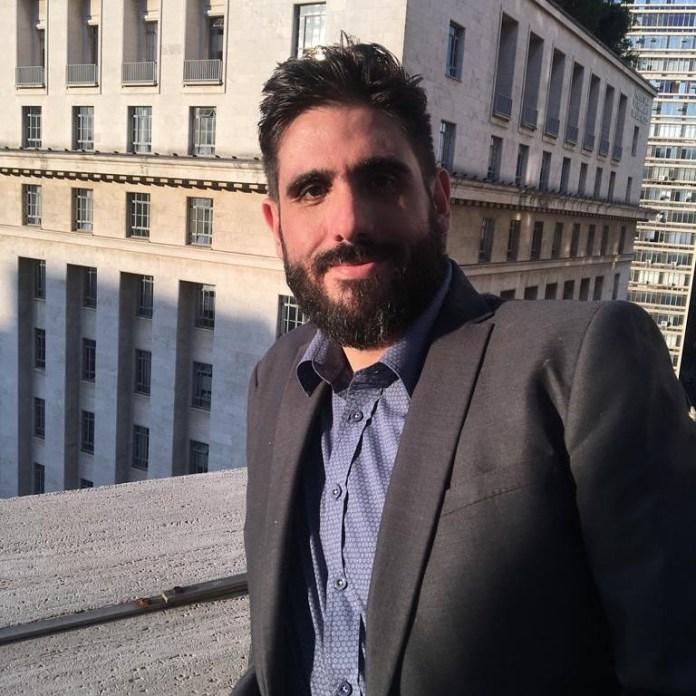 O coordenador Marcelo Gallego. Foto: divulgação