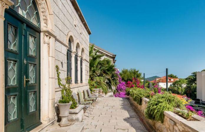 Vila Mediterrânea na Croácia got