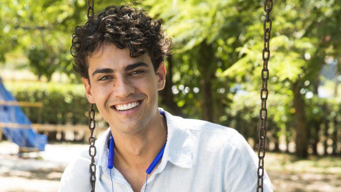 Guga (Pedro Alves) de Malhação: Toda Forma de Amar