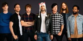 Maroon 5 - Adam LevineiHeartRadio Album Release Party with Maroon 5, Burbank, USA