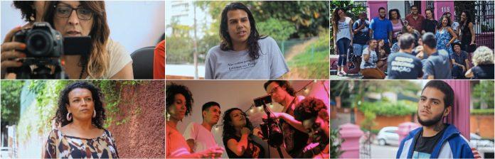UNAIDS debate protagonismo trans e travesti no audiovisual. Foto: UNAIDS