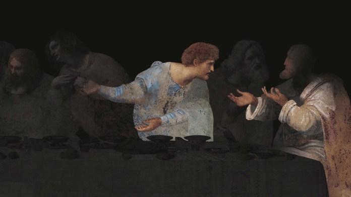 The Last Supper Alive, Rino Stefano Tagliafierro  Itália