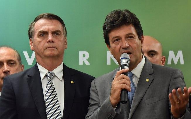 Luiz Henrique Mandetta foi o escolhido do presidente Jair Bolsonaro para o ministério da Saúde