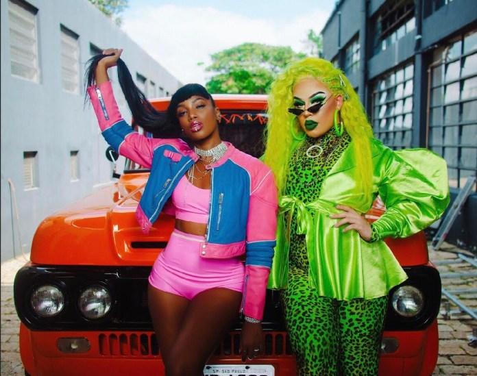 Gloria Groove é resgatada pela cantora IZA em novo vídeo clipe; assista 'YoYo'