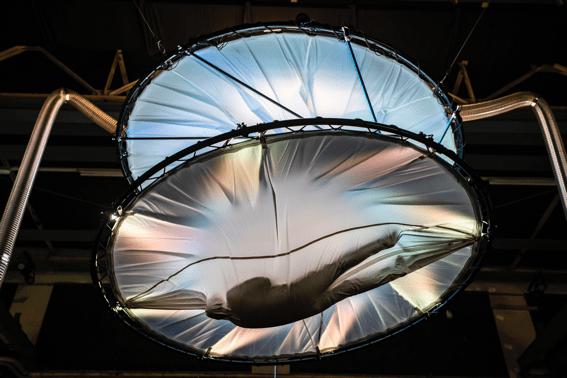 FILE A Sense of Gravity, Teun Vonk  Holanda. Foto: Hanneke Wetzer
