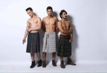 moda Fabiano Torino saias masculinas moda agênero