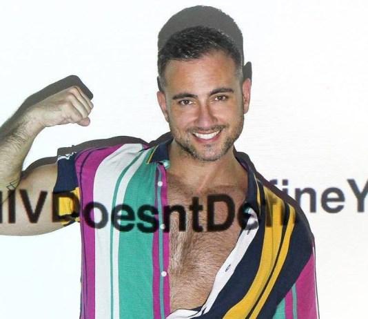 Mister Gay Inglaterra usa sua visibilidade para falar sobre HIV: 'Agora vivo uma vida'