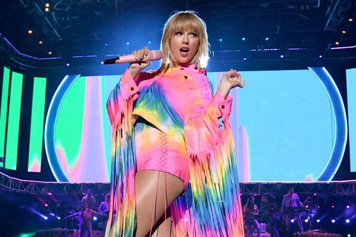 Pré-venda de ingressos para o show de Taylor Swift começa em 22 de outubro