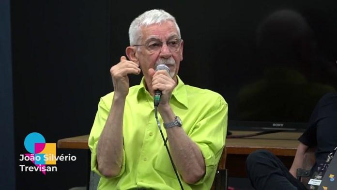 João Silvério Trevisan lança livro 'A Idade de Ouro do Brasil' nesta quarta