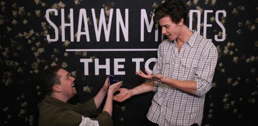 fã shawn mendes casamento