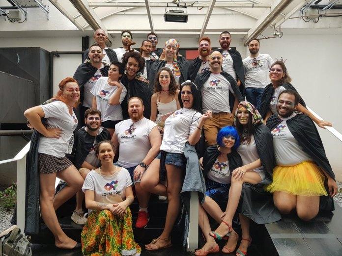 Coral Câmara LGBT do Brasil