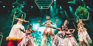 lutas negras Ilú Obá de Min abre programação de 2020 na Casa Natura Musical afro
