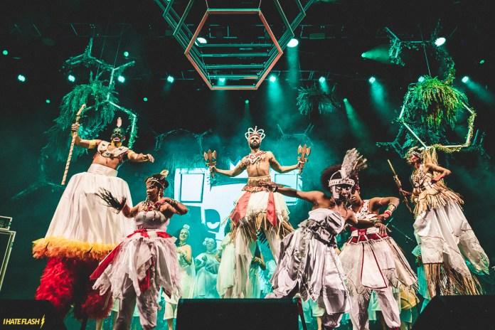 Ilú Obá de Min abre programação de 2020 na Casa Natura Musical
