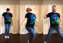 """Poc viraliza ao decorar coreografia de """"Stupid Love"""" poucas após lançamento"""