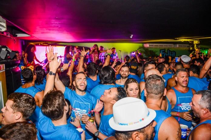 Primeira festa LGBTQI+ na Sapucaí, CandyBox faz 10ª edição no primeiro dia de desfiles