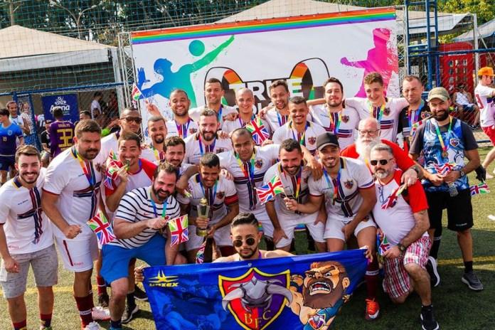 true colors Os Bárbaros FC foram os campeões no futebol em 2019