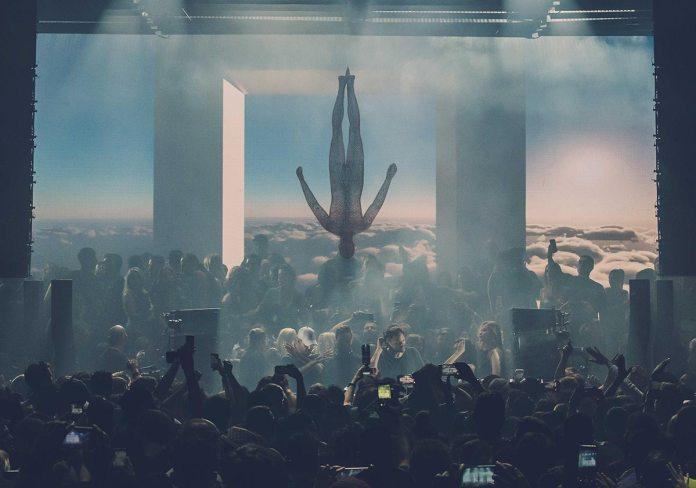 Afterlife em Ibiza (Foto: Reprodução)