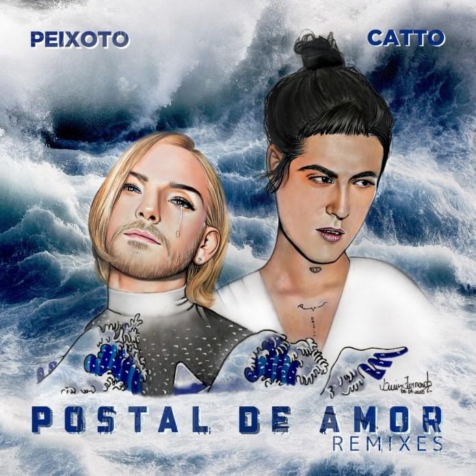 "Do Bregafunk ao techno. Daniel Peixoto regrava ""Postal de Amor"" com Filipe Catto"
