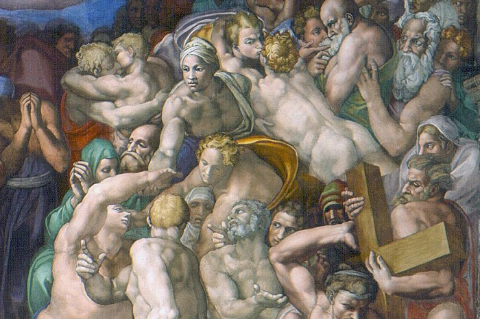Obra de Michelangelo com beijo gay na Capela Sistina volta a ser assunto após 500 anos