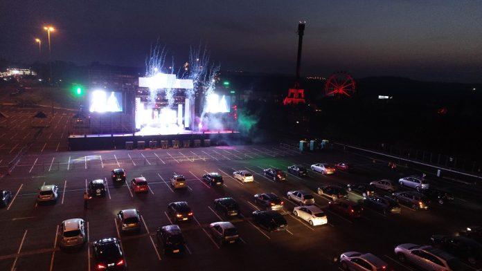 Teatro Arena Show recebe Electric Drive-In em outubro CRÉDITO FOTO: ANDERSON TORRES