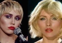 "Miley Cyrus performa ""Heart of Glass"", de Debbie Harry"