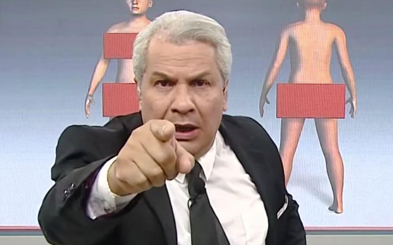 """Sikêra Jr ataca Xuxa dizendo que seu livro LGBT infantil incentiva """"safadeza"""""""