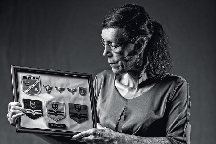 CineSesc estreia documentário sobre primeira mulher trans nas forças armadas