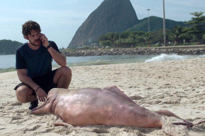 Cidade Invisível, série protagonizada por Marco Pigossi - Divulgação