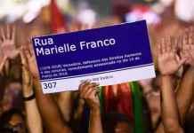 Vereadora Carla Ayres desarquiva projeto que denomina trecho de avenida como Passeio Marielle Franco, em Florianópolis