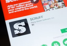 Como tirar barulho de notificação do SCRUFF no iPhone e no Android