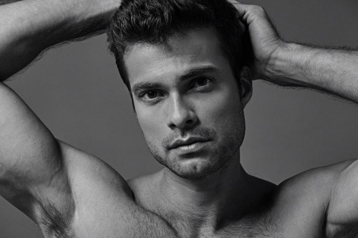 Victor Sparapane, the Brazilian actor who became an international sensation